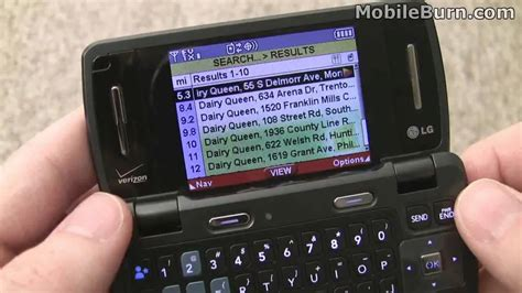 LG enV3 for Verizon - part 1 of 2 - YouTube Env3