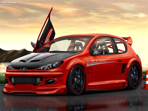peugeot 206 new peugeot 206 wallpaper free download