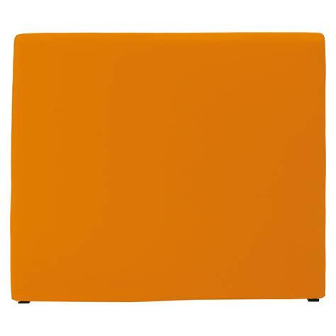 da letto arancione fodera di testata da letto arancione 140 cm
