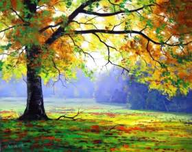 Landscape Pictures To Draw And Paint 40 Simple And Easy Landscape Painting Ideas