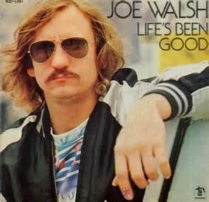 Listen To Third Eye Blind Joe Walsh Life S Been Good La Vida Ha Sido Buena