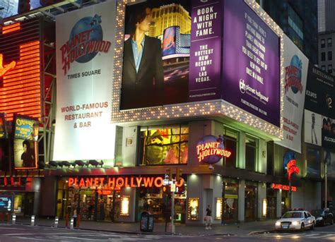 hollywood city news new york city commercial mortgages planet hollywood