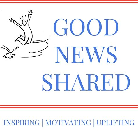 5 News To Inspire You by News Shared Conversations With Inspirational