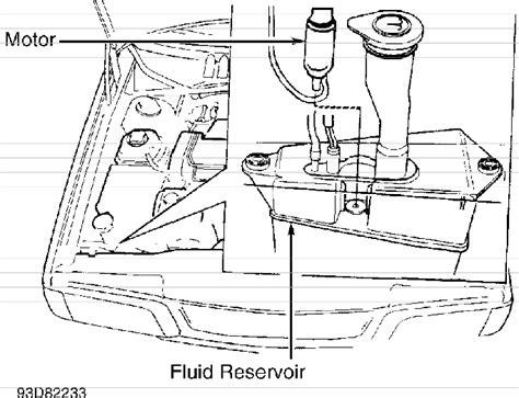 motor repair manual 1994 volvo 850 windshield wipe control volvo 850 wiper washer system service manual