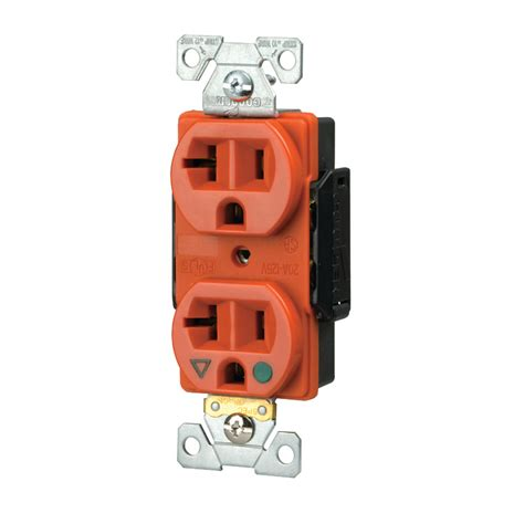 orange electrical wire shop cooper wiring devices 20 orange power electrical