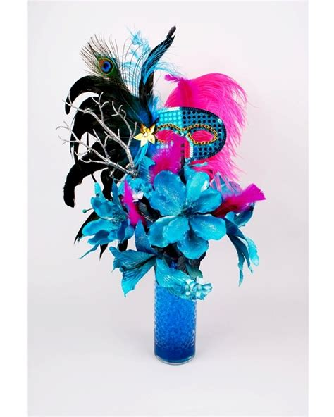 Masquerade Decorations Diy by Diy 26 Quot Masquerade Centerpiece Dq54 Joyful Events Store
