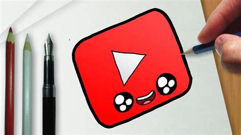 imagenes kawaii youtube como desenhar a logo do youtube kawaii youtube