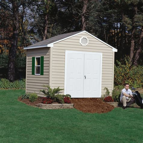 Hartland Sheds by 10ft X 8ft Heartland Industries