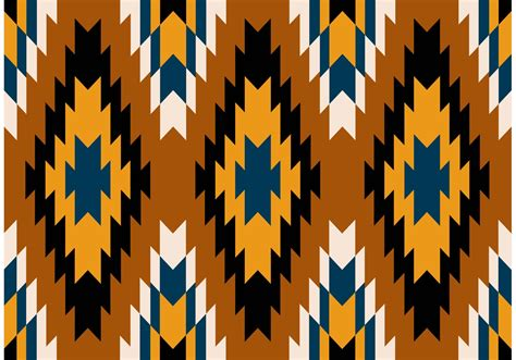 tribal pattern design images navajo aztec tribal patterns download free vector art