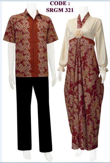 Butik Gamis Batik gamis batik sarimbit model kaftan new koleksi batik modern