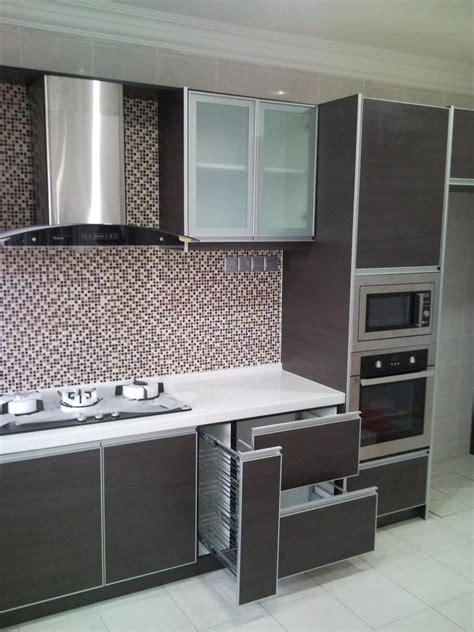 Oven Besar Malaysia kitchen cabinet reka bentuk kabinet dapur