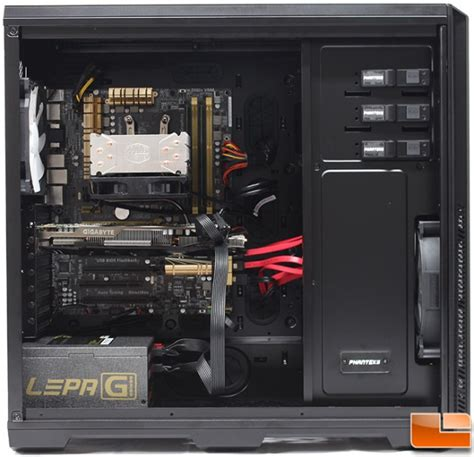 phanteks enthoo pro full tower case review page