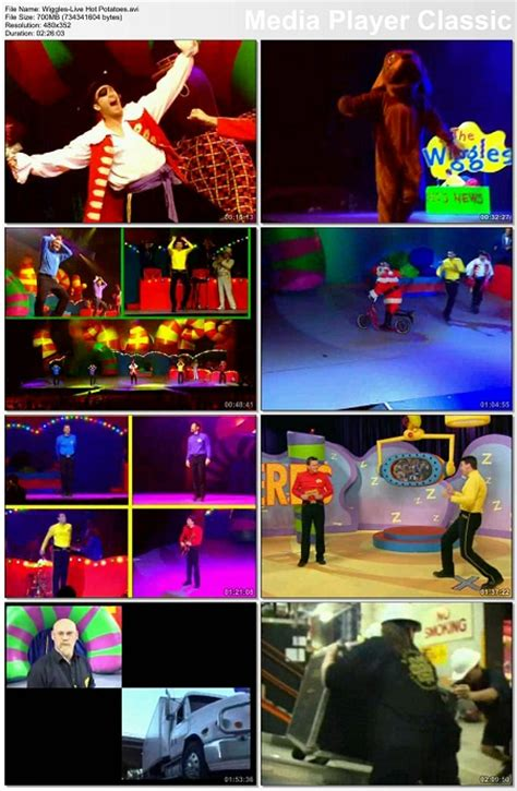 big hot potato the gallery for gt the wiggles yummy yummy 1998