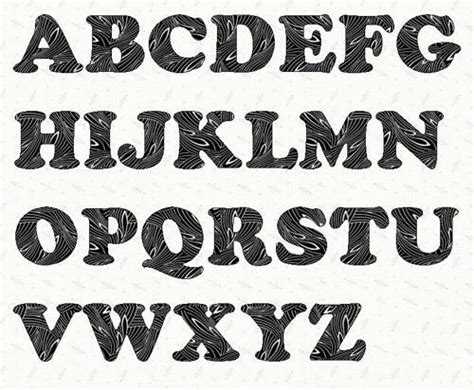 alphabet ravie font by linleys designs sewing pattern alphabet cooper black 3 inch template by linleys designs