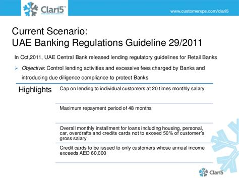 compliance bank retail banking compliance implications uae 2012