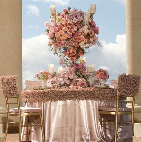 wedding table and chair decorations reception d 233 cor archives weddings romantique