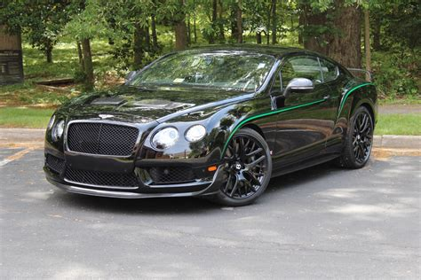 bentley continental gt3 r black 2015 bentley continental gt3 r stock 5nc048459 for sale