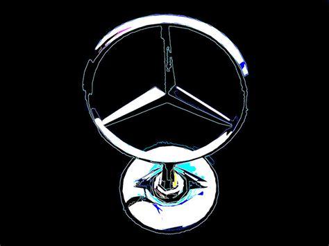 first mercedes logo mercedes benz logo
