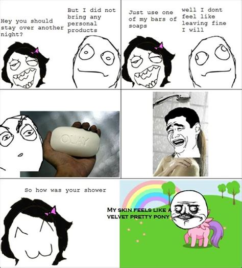 Funny Rage Memes - funny rage comic soap pony