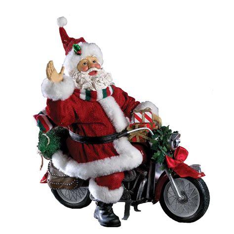 kurt s adler kurt adler 10 quot fabriche motorcycle santa