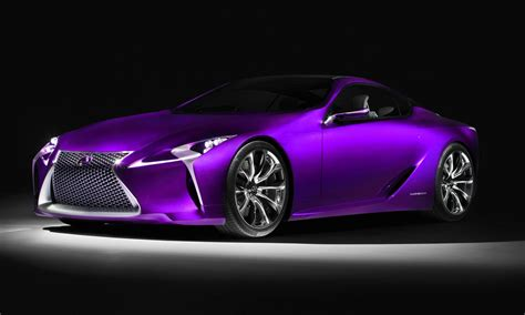 lexus purple magnificent purple car wallpaper full hd pictures