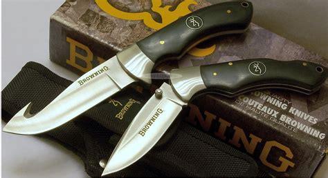 browning skinning knife browning guthook lockback skinning knife
