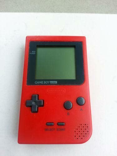 gameboy color ebay gameboy pocket consoles ebay