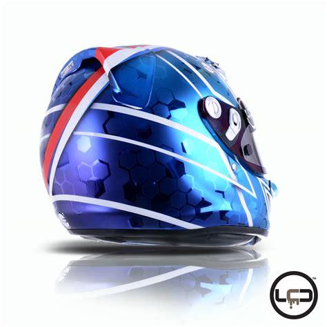 liquid design helmet show helmet 2018 lcd