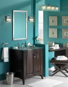 turquoise bathroom will i need to paint my cabinets