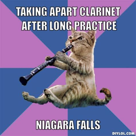 Clarinet Player Meme - 25 best ideas about clarinet humor on pinterest