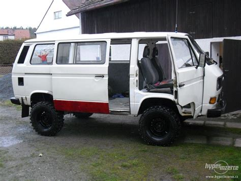 volkswagen vanagon lifted lifted vw t3 syncro vw t3 syncro