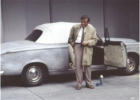 Columbo Auto by Style Scanner Columbo Just One More Thing