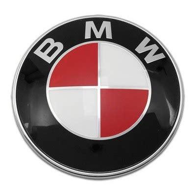Bmw Logo White by Bmw White Logo 74mm Boot Bonnet Emblem Badge