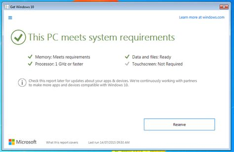 windows 10 compatibility checker tech 5 ways to get ready for windows 10 bt
