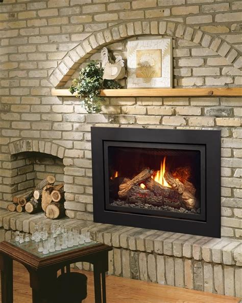 kingsman gas fireplace 17 best images about rustic fireplace on