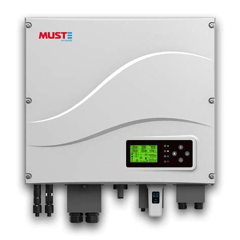Inverter Must hybrid solar inverters must power