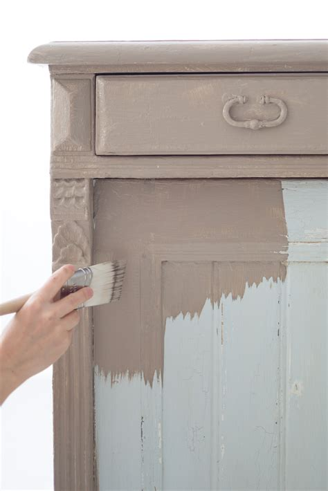 chalk paint how to use diy chalk paint tutorial fresh american style