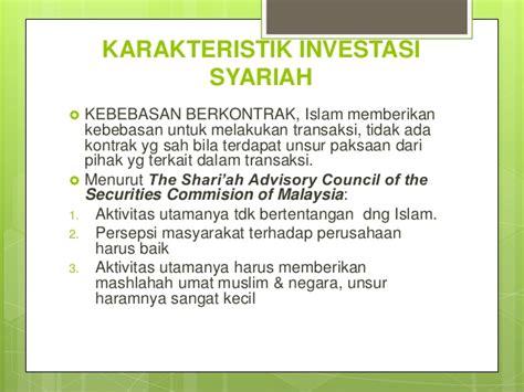 Manajemen Keuangan Syari Ah Analisis Fiqh Keuangan Muhamad pengertian investasi kriteria investasi syariah