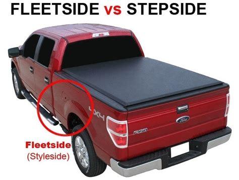 fleetside vs stepside autos post
