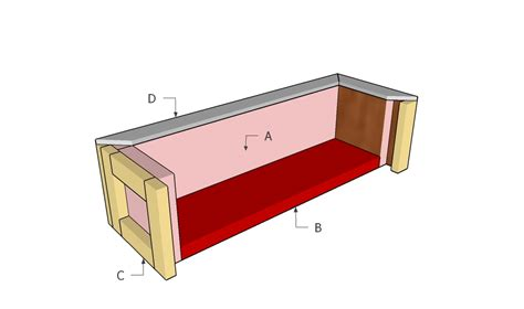 how to build a herb planter box howtospecialist how to