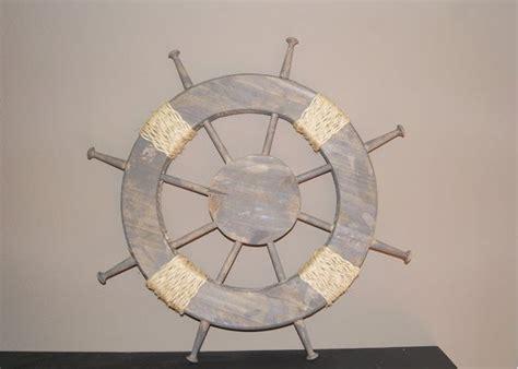Jual Diy Steering Wheel by Diy Ship Steering Wheel I Actually Purchased The Wheel