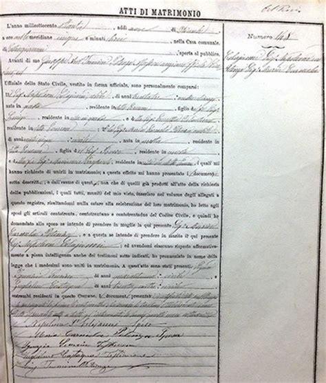 iscrizione anagrafica d ufficio l epigrafe sulla tomba di napoleone colajanni il