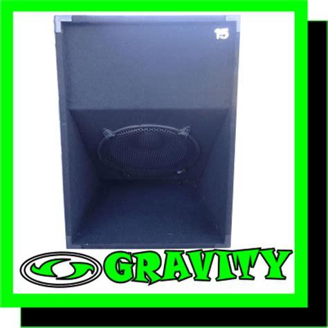 disco bass bin  disco djpa equipment gravity
