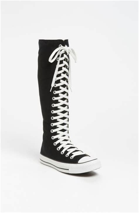 converse shoes for knee high knee high converse shoes for memes
