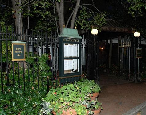central park boathouse entrance crooks rob teen running concession stand in central park