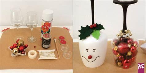 Porta Candele Natalizie Fai Da Te - 7 idee fai da te per decorare la tavola di natale roba