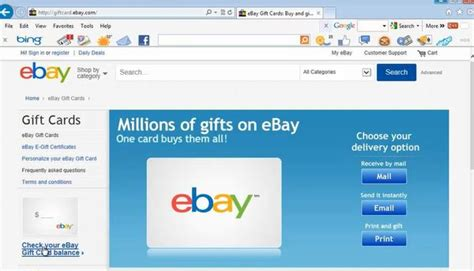 How To Check An Ebay Gift Card Balance - how to check your ebay gift card balance howtech