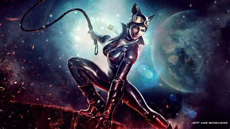 wallpaper batman catwoman catwoman wallpaper infinite crisis by jeffery10 deviantart