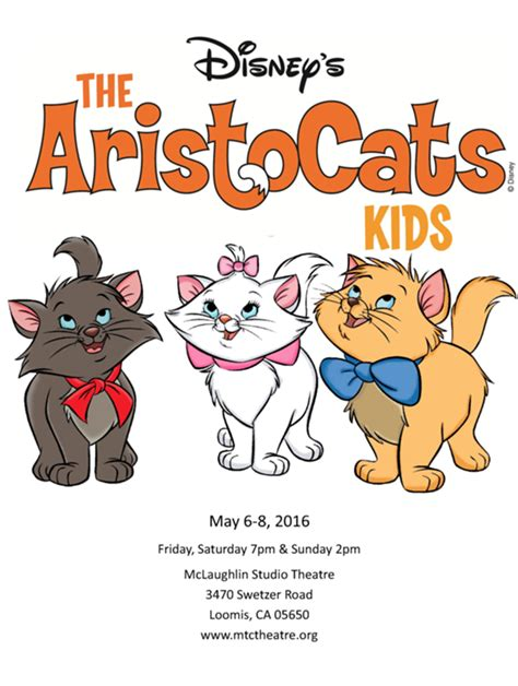 Build Your Own Home Online disney s the aristocats kids at mclaughlin theatre company