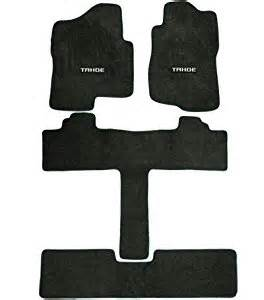 Tahoe Carpet Floor Mats Chevrolet Tahoe 2nd Row Captain Seats Graphite